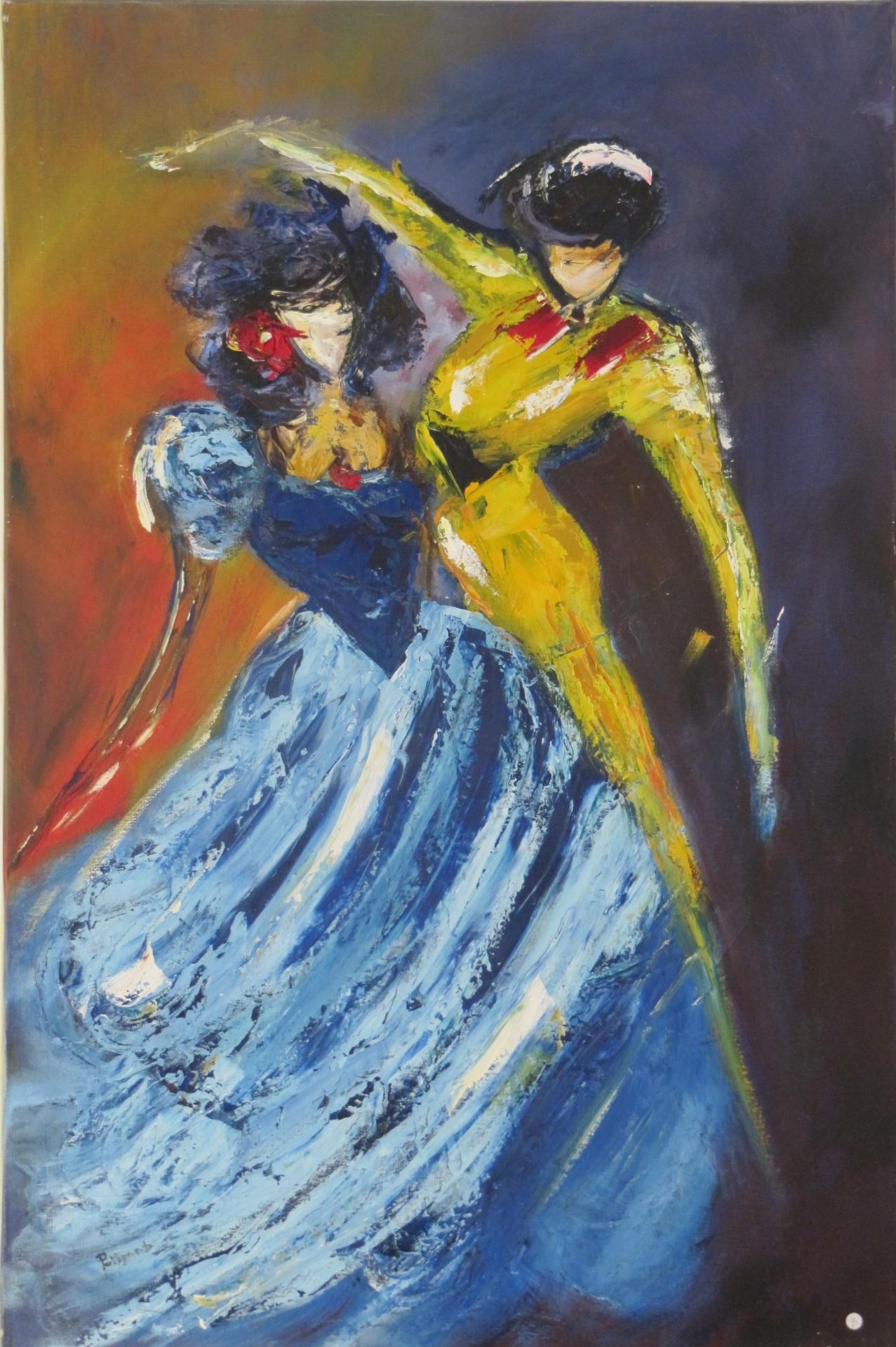 Vibrant flamenco